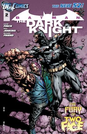 Batman: The Dark Knight (2011-) #2