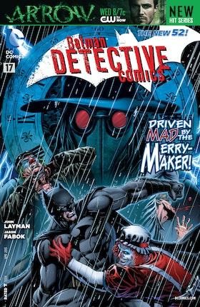 Detective Comics (2011-) #17