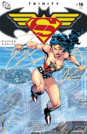 Trinity (2008-) #16