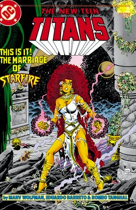 The New Teen Titans #17