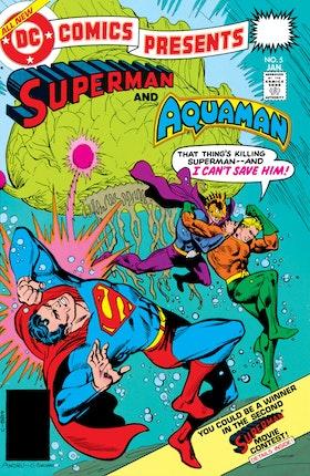 DC Comics Presents (1978-) #5