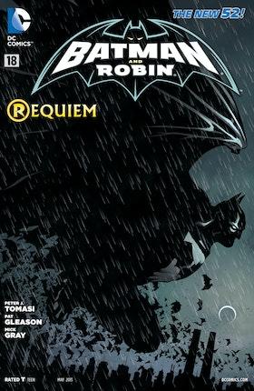 Batman and Robin (2011-) #18