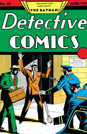 Detective Comics (1937-) #28