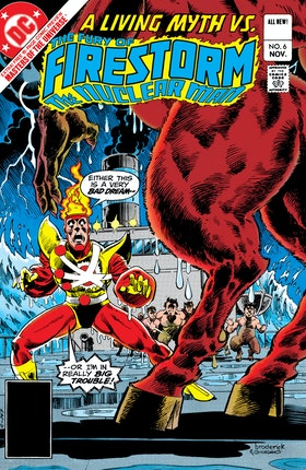 The Fury of Firestorm #6