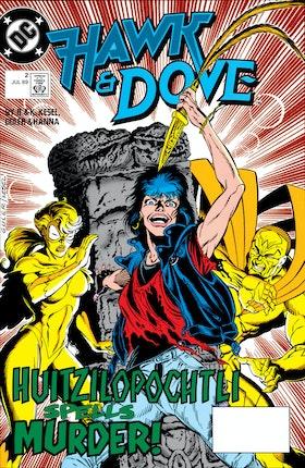 Hawk & Dove (1989-) #2
