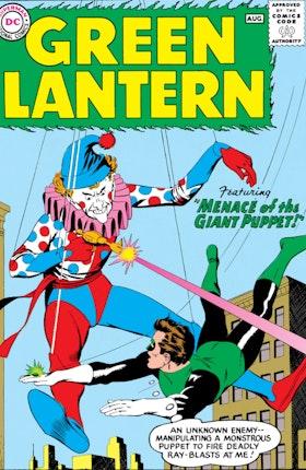 Green Lantern (1960-) #1
