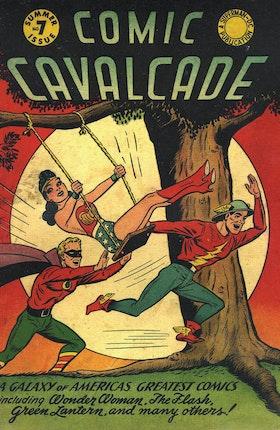 Comic Cavalcade #7
