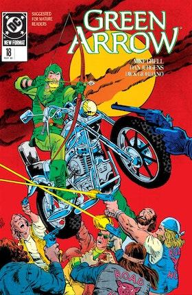 Green Arrow (1987-) #18