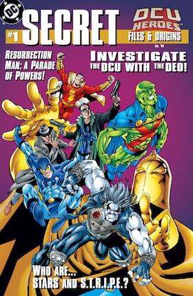 DCU Heroes Secret Files #1