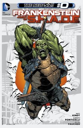 Frankenstein, Agent of SHADE #0