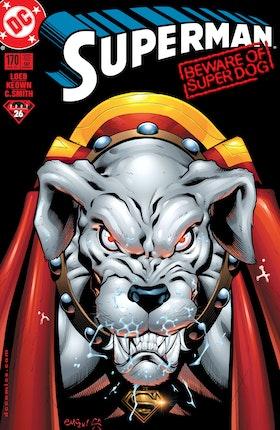 Superman (1986-2006) #170