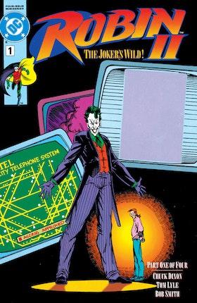 Robin II: Joker's Wild #1