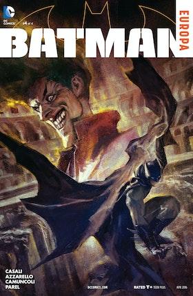 Batman: Europa #4