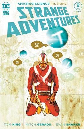 Strange Adventures (2020-2021) #2