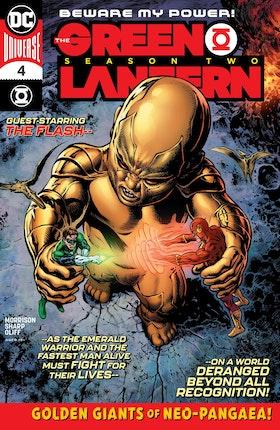 The Green Lantern Season Two #4