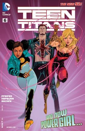 Teen Titans (2014-) #6