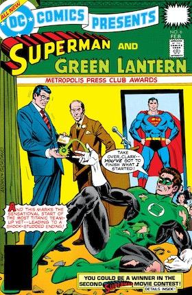 DC Comics Presents (1978-) #6