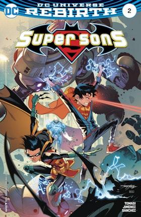 Super Sons (2017-) #2