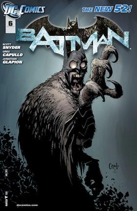 Batman (2011-) #6
