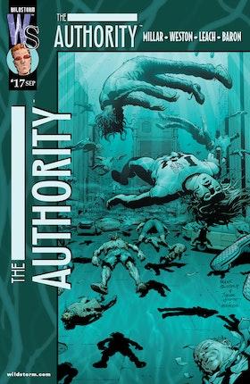 The Authority (1999-) #17