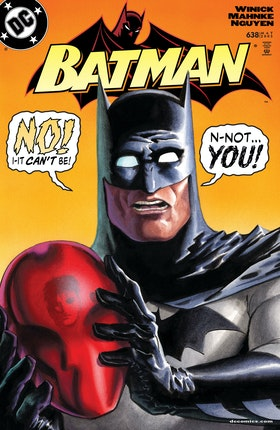 Batman (2010-) #638
