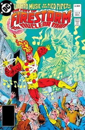 The Fury of Firestorm #5