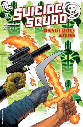 Suicide Squad: Raise the Flag (2007-) #3