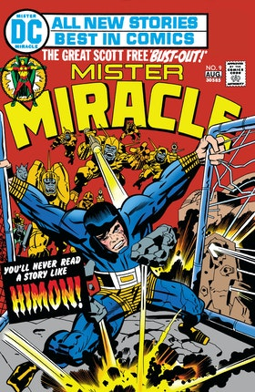 Mister Miracle (1971-) #9