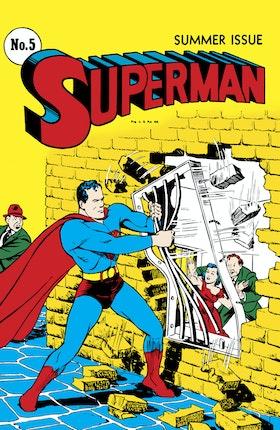 Superman (1939-1986) #5