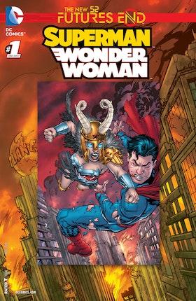 Superman/Wonder Woman: Futures End #1