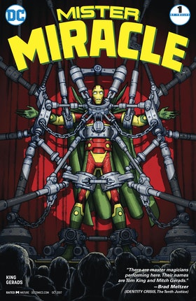 Mister Miracle (2017-) #1