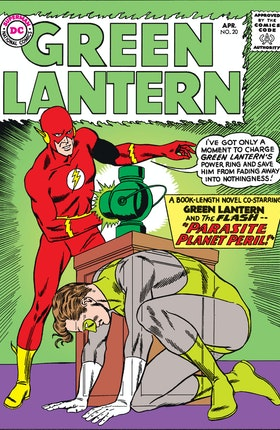 Green Lantern (1960-) #20