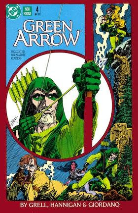 Green Arrow (1987-) #4