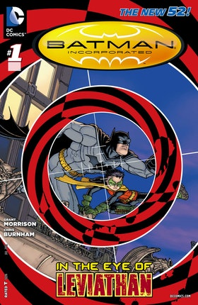 Batman Incorporated (2012-) #1