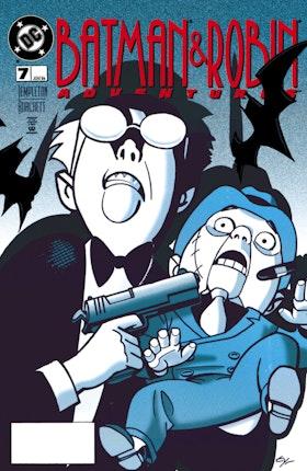 The Batman and Robin Adventures #7