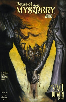 House of Mystery (2008-) #11