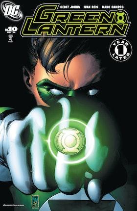 Green Lantern (2005-) #10