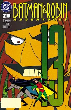 The Batman and Robin Adventures #13