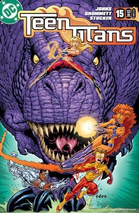 Teen Titans (2003-) #15