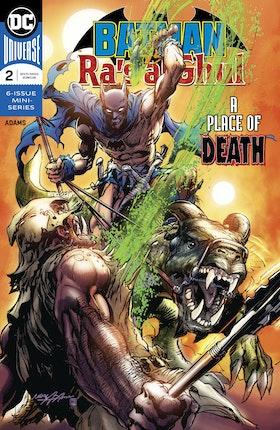 Batman vs. Ra's Al Ghul #2