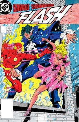 The Flash (1987-2008) #2