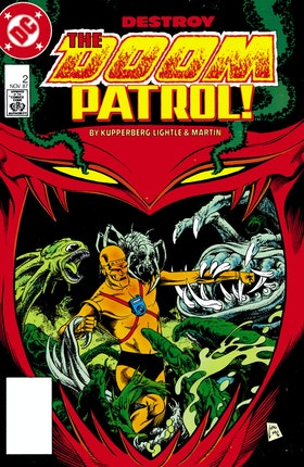 Doom Patrol (1987-) #2