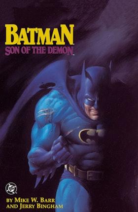 Batman: Son of the Demon #1