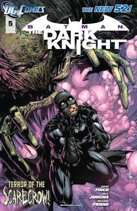 Batman: The Dark Knight (2011-) #5