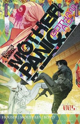 Mother Panic: Gotham A.D. #5