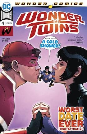 Wonder Twins #4