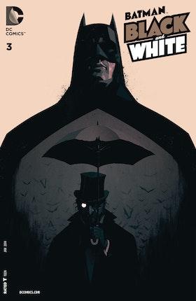Batman Black and White (2013-) #3