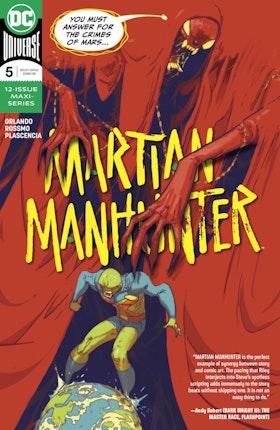 Martian Manhunter (2018-2020) #5