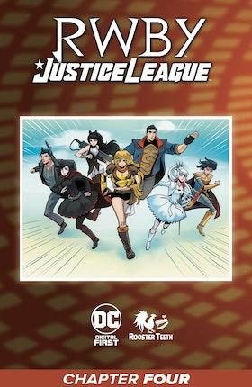 RWBY/Justice League #4