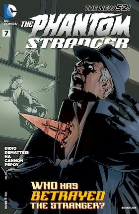 Phantom Stranger (2012-) #7